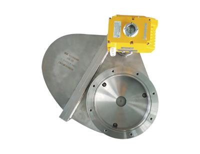 GCDb型-摆动式电动高真空插板阀
